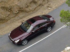 Ver foto 5 de Mercedes CLS Facelift 2008