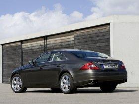 Ver foto 3 de Mercedes CLS Facelift 2008
