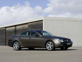 Ver foto 2 de Mercedes CLS Facelift 2008