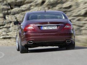 Ver foto 20 de Mercedes CLS Facelift 2008