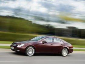 Ver foto 19 de Mercedes CLS Facelift 2008