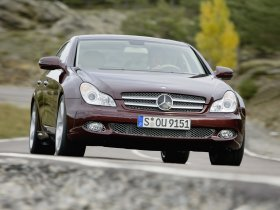Ver foto 17 de Mercedes CLS Facelift 2008