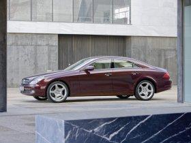 Ver foto 16 de Mercedes CLS Facelift 2008