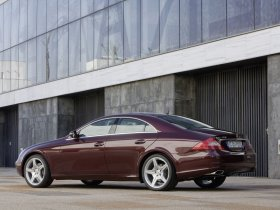 Ver foto 15 de Mercedes CLS Facelift 2008