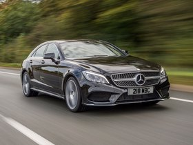 Ver foto 10 de Mercedes Clase CLS 350 Bluetec AMG Sport Package C218 UK 2014