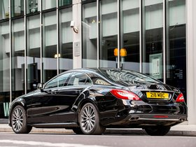 Ver foto 9 de Mercedes Clase CLS 350 Bluetec AMG Sport Package C218 UK 2014