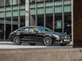 Ver foto 8 de Mercedes Clase CLS 350 Bluetec AMG Sport Package C218 UK 2014