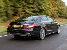 Ver foto 6 de Mercedes Clase CLS 350 Bluetec AMG Sport Package C218 UK 2014
