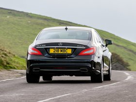 Ver foto 4 de Mercedes Clase CLS 350 Bluetec AMG Sport Package C218 UK 2014