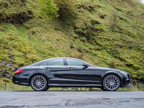 Ver foto 3 de Mercedes Clase CLS 350 Bluetec AMG Sport Package C218 UK 2014