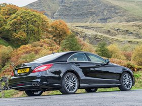 Ver foto 2 de Mercedes Clase CLS 350 Bluetec AMG Sport Package C218 UK 2014