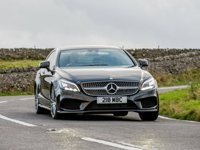 Ver foto 1 de Mercedes Clase CLS 350 Bluetec AMG Sport Package C218 UK 2014
