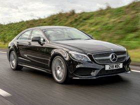 Ver foto 15 de Mercedes Clase CLS 350 Bluetec AMG Sport Package C218 UK 2014