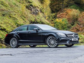 Ver foto 13 de Mercedes Clase CLS 350 Bluetec AMG Sport Package C218 UK 2014