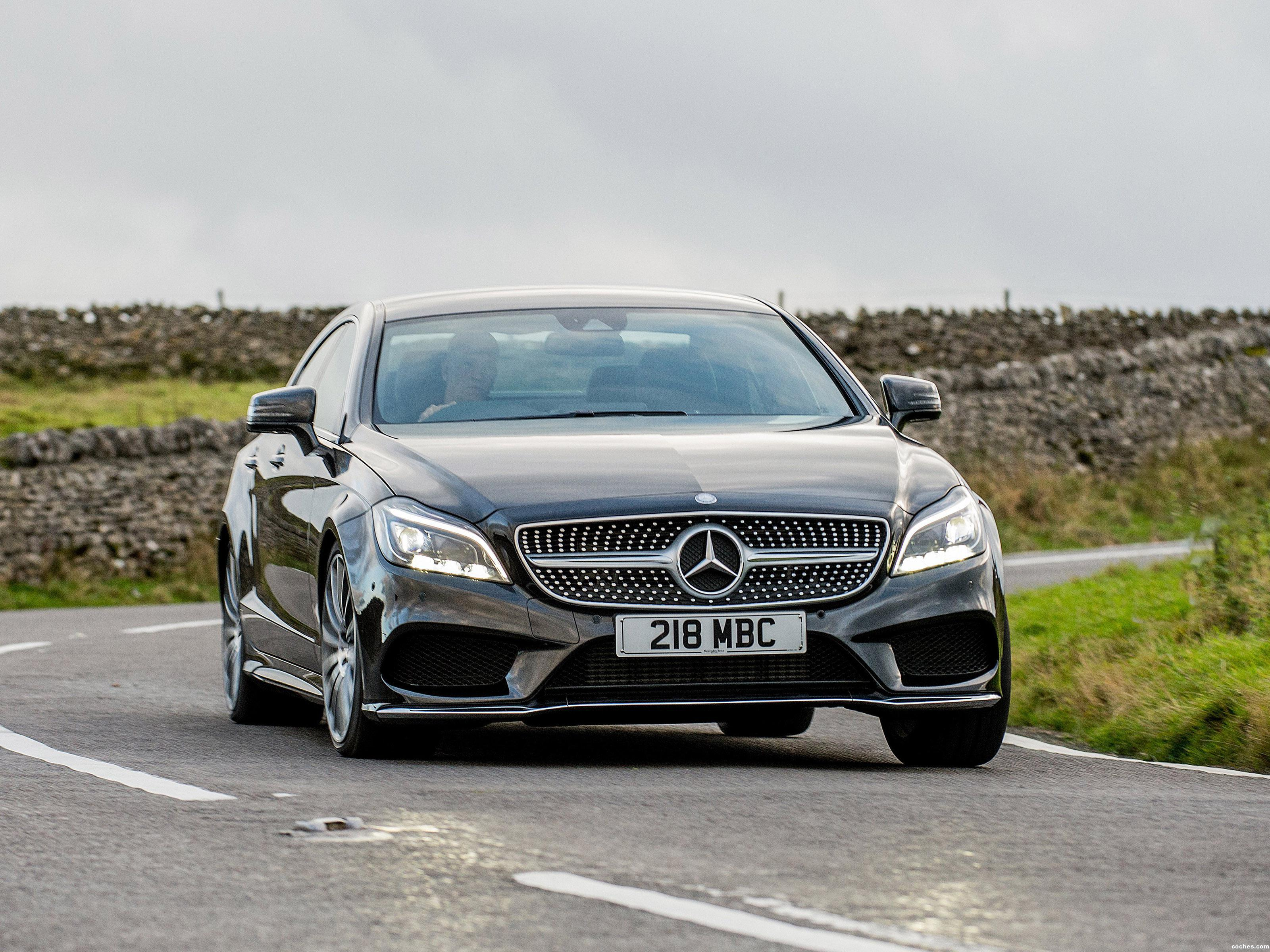 Foto 0 de Mercedes Clase CLS 350 Bluetec AMG Sport Package C218 UK 2014