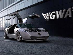 Ver foto 8 de Mercedes Ciento Once GWA 2011