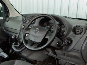 Ver foto 4 de Mercedes Citan 109 CDI Crewbus UK 2013