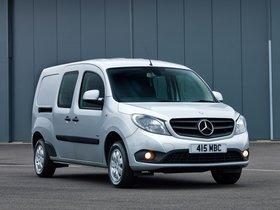 Ver foto 1 de Mercedes Citan 109 CDI Crewbus UK 2013