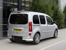 Ver foto 5 de Mercedes Citan 109 CDI Wheelchair UK 2013