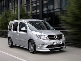 Ver foto 4 de Mercedes Citan 109 CDI Wheelchair UK 2013
