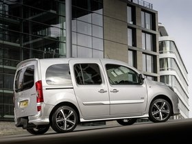Ver foto 3 de Mercedes Citan 109 CDI Wheelchair UK 2013