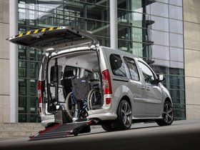 Ver foto 2 de Mercedes Citan 109 CDI Wheelchair UK 2013