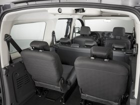 Ver foto 6 de Mercedes Citan 111 CDI Crewbus 2012