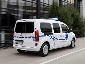 Ver foto 4 de Mercedes Citan Ambulance 2013
