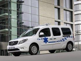 Ver foto 3 de Mercedes Citan Ambulance 2013