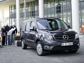 Ver foto 1 de Mercedes Citan Crewbus 2012