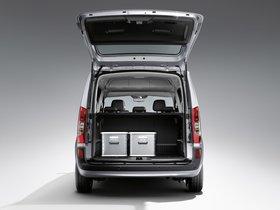Ver foto 6 de Mercedes Citan Delivery Van 109 CDI 2012