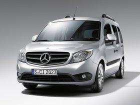 Ver foto 5 de Mercedes Citan Delivery Van 109 CDI 2012
