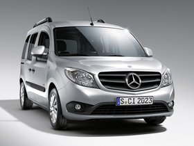Ver foto 4 de Mercedes Citan Delivery Van 109 CDI 2012
