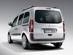 Ver foto 3 de Mercedes Citan Delivery Van 109 CDI 2012