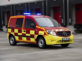 Ver foto 2 de Mercedes Citan Feuerwehr 2013