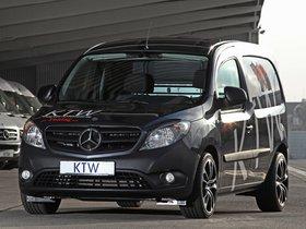 Ver foto 8 de Mercedes Citan KTW 2012