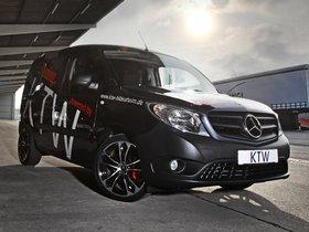 Ver foto 4 de Mercedes Citan KTW 2012