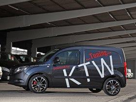 Ver foto 2 de Mercedes Citan KTW 2012
