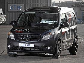 Ver foto 1 de Mercedes Citan KTW 2012