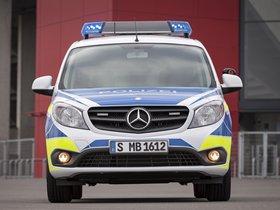 Ver foto 4 de Mercedes Citan Polizei 2013