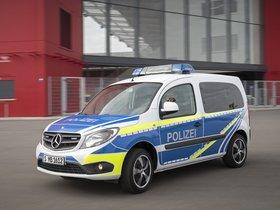 Ver foto 2 de Mercedes Citan Polizei 2013