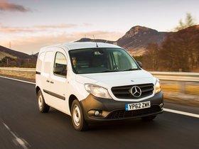 Ver foto 6 de Mercedes Citan Van UK 2013