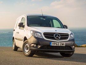 Ver foto 4 de Mercedes Citan Van UK 2013