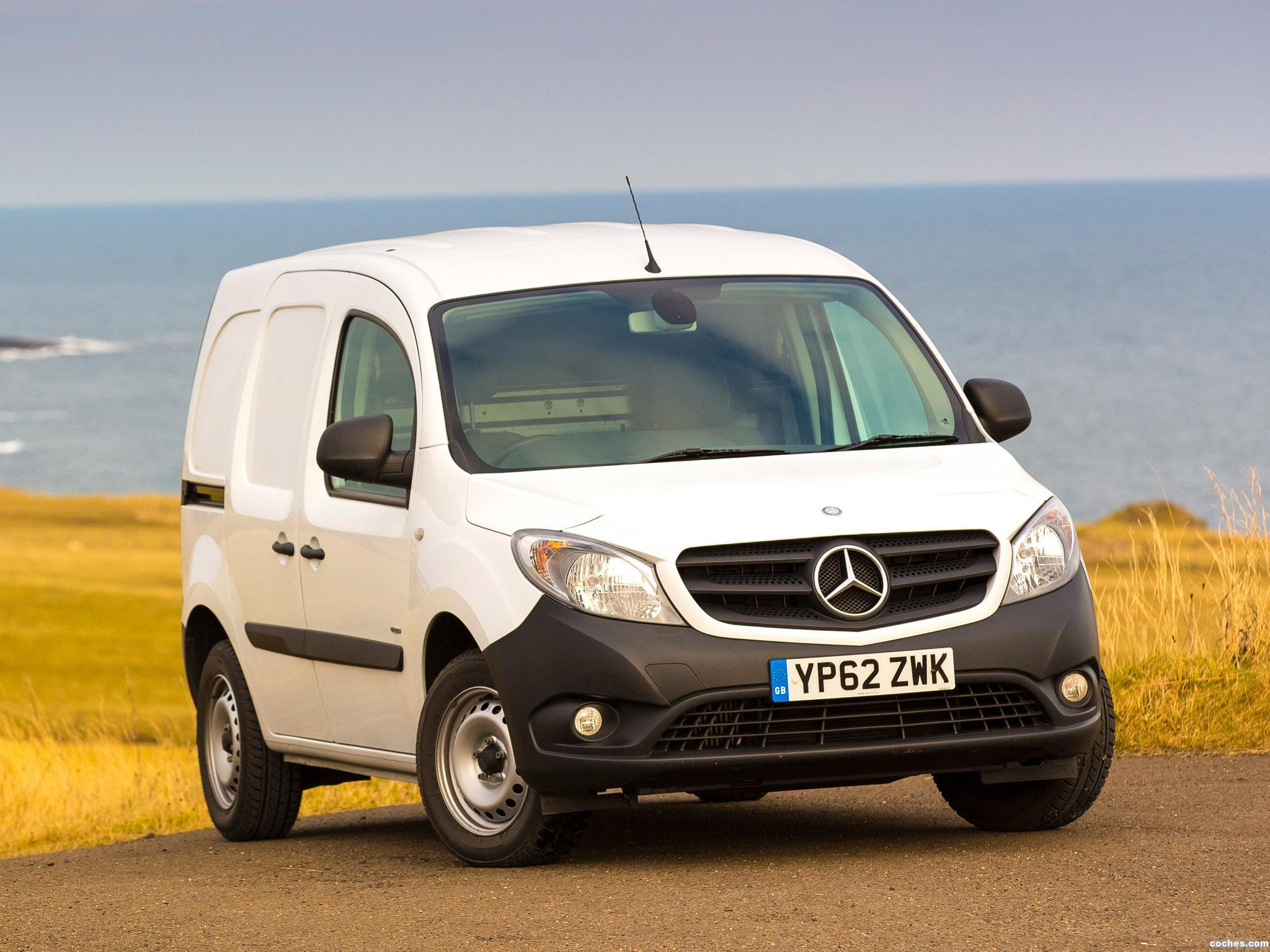 Foto 0 de Mercedes Citan Van UK 2013