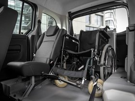 Ver foto 5 de Mercedes Citan Wheelchair W415  2013