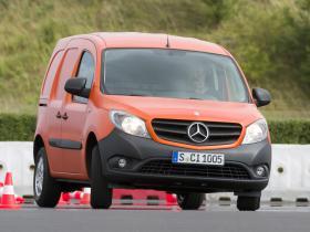 Ver foto 14 de Mercedes Citan Van 2012