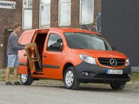 Ver foto 11 de Mercedes Citan Van 2012