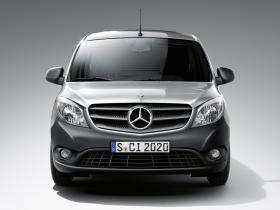 Ver foto 3 de Mercedes Citan Van 2012