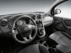 Ver foto 2 de Mercedes Citan Van 2012