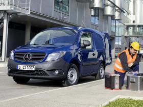 Ver foto 6 de Mercedes Citan Van 2012